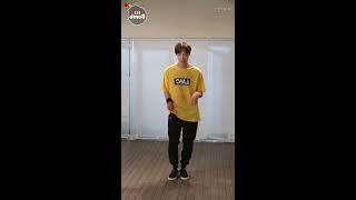 "Jhope & Jimin dancing in Highlight Reel ""Youth"" (mirror)"