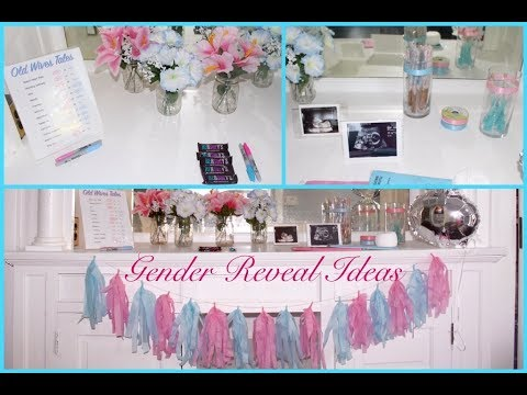 Gender Reveal Party Diy Projects And Ideas