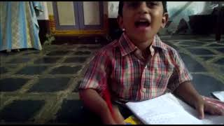 Kid Arguing with Mother | Adorable Funny Video