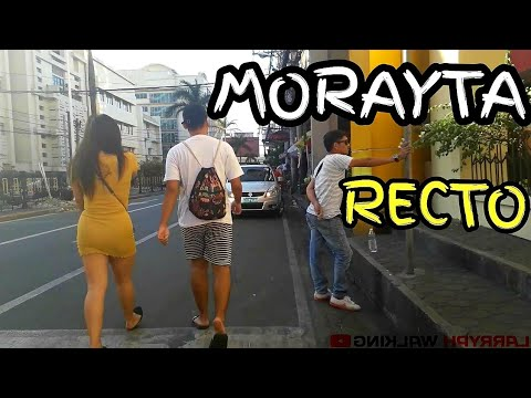 MORAYTA RECTO MANILA Street Walking Tour