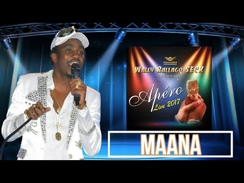Wally  SECK - MAANA