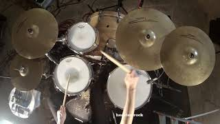 gear demo - Zultan Rock Beat cymbals - 4 different playing styles