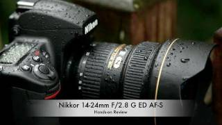 Nikon 14-24mm AF-S f/2.8 G ED Hands-on Review
