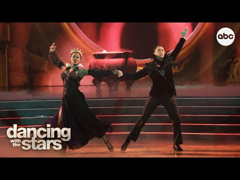 Kenya Moore's Viennese Waltz – Dancing with the Stars