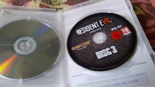 Resident Evil 7 - Unboxing [PC]