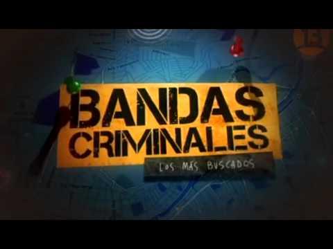 Bandas Criminales los