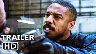 WITHOUT REMORSE Trailer 2 (2021) Michael B. Jordan, Action Movie HD