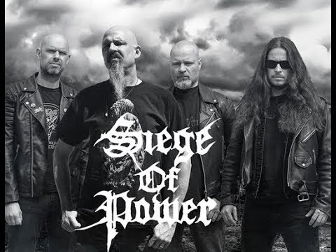Seige of Power (Autopsy/Asphix/Soulburn) new album Warning Blast out Fall 2018!