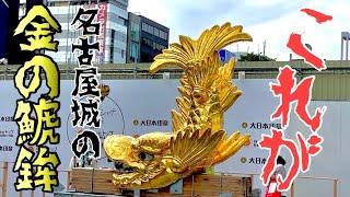 【後編】ついにフリーザ様と名古屋城へ。ただ一つ話しが長いんじゃ💧