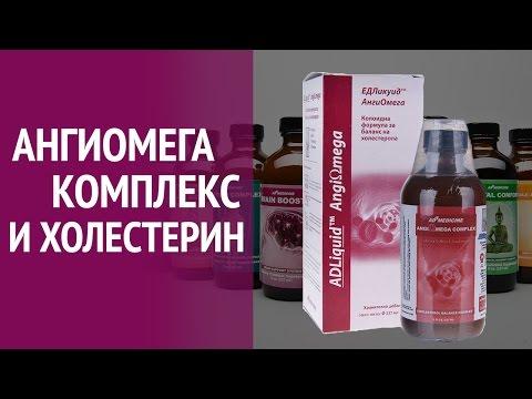 Повышенный холестерин - лечение народными средствами в