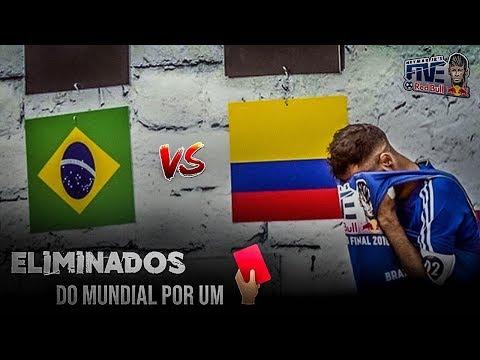 GINGA STREET NO MUNDIAL DO NEYMAR JR'S FIVE: O VÍDEO MAIS TRISTE DO CANAL!