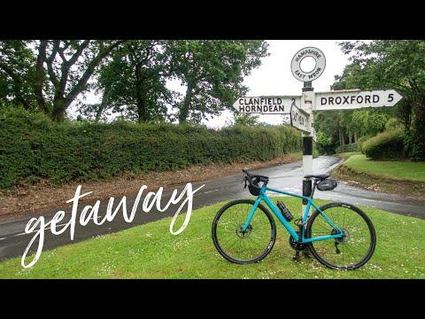 Cycling Mini Break South Downs | Cycling Friendly Accommodation #sponsored