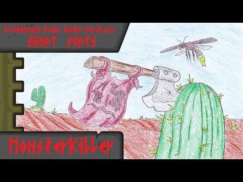 Kruggsmash Plays Dwarf Fortress: Monsterkiller Ep.1