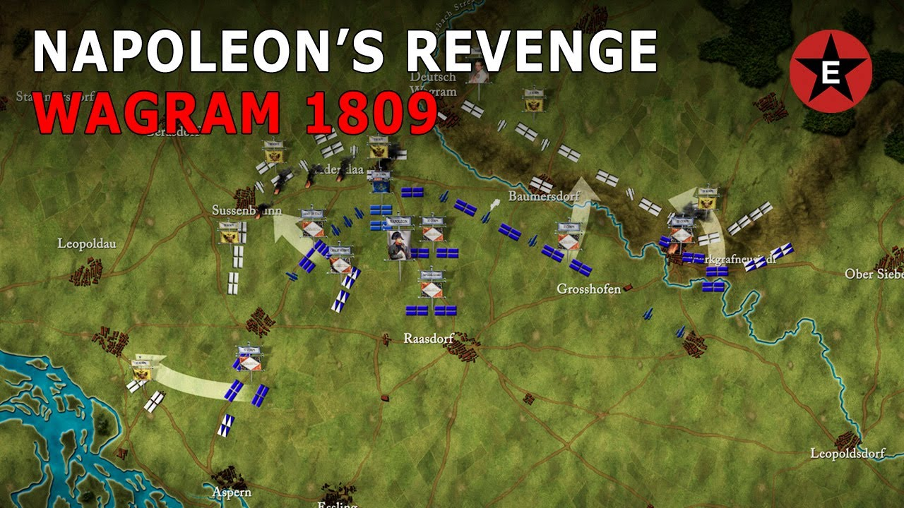 Napoleon Strikes Back: Wagram 1809