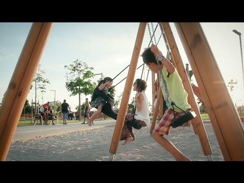 Tango Swing Seat - playground swings