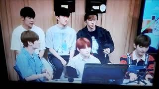 Triple position in radio #WannaOne