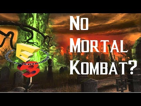 No Mortal Kombat Announcement at E3, What it might mean. thumbnail