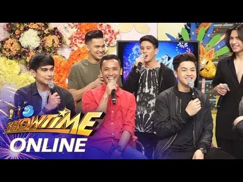 It's Showtime Online: TNT Luzon contender Jerik Santos talks about his other job