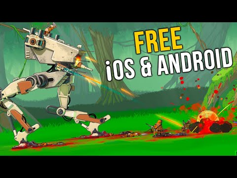 10 Best FREE IOS & Android Games Of May 2020