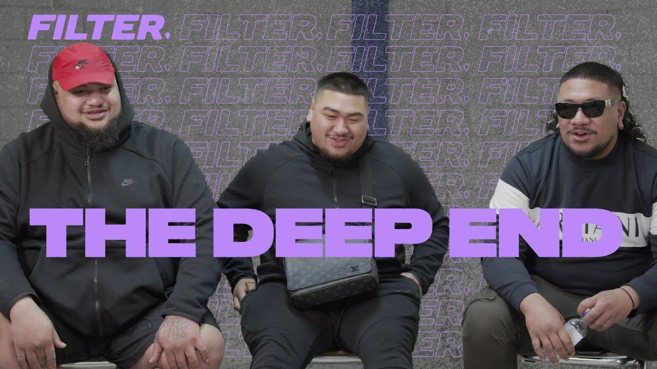 THE DEEP END: HP BOYZ (FULL INTERVIEW)