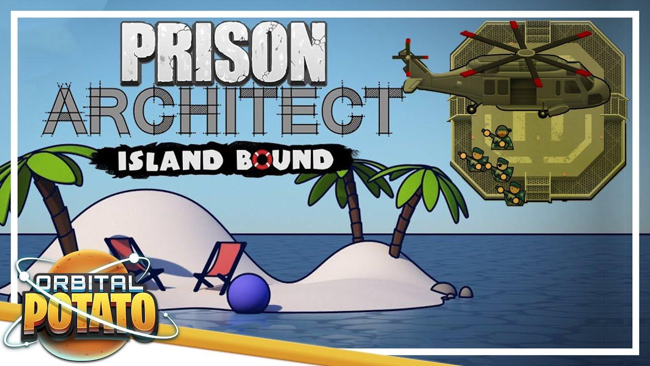 Elite Riot Squad! - Prison Architect: Island Bound - Strategy Management Game