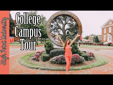 Virtual College Campus Tour | High Point University