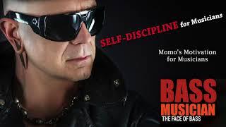 Bass Musician Magazine - Self Discipline