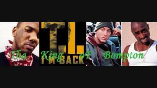 The Game T.I. Eminem 2-Pac - Better Days (Official Remix)
