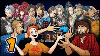 Zero Escape: 999 - This is Not a Watch  - #1 -  Fresh Plays