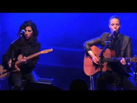 Rona Kenan & Tamar Eisenman - Love Me or Leave Me - Live in Jerusalem (12/13)