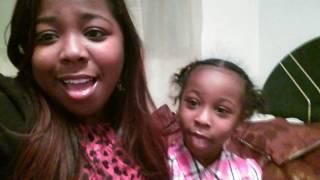 Mommy daughter duet (Nicki Minaj)