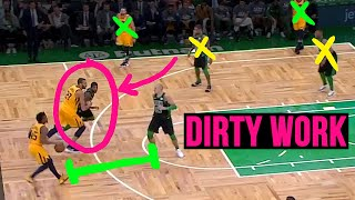 What The NBA DOESN'T TELL YOU: The DIRTY WORK That Nobody Mentions