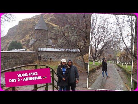 ARMENIA 🇦🇲 DAY 2 —- VLOG #102