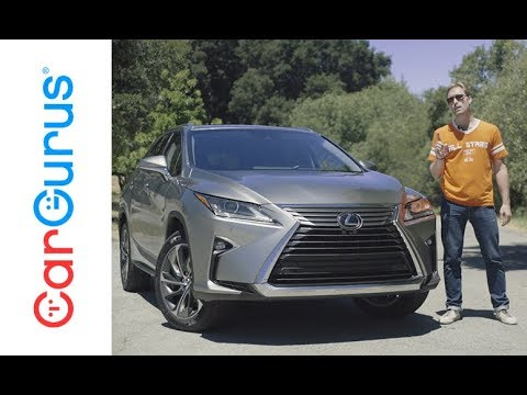 2018 Lexus Rx L Cargurus Test Drive Review Youtube