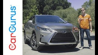 2018 Lexus RX L | CarGurus Test Drive Review