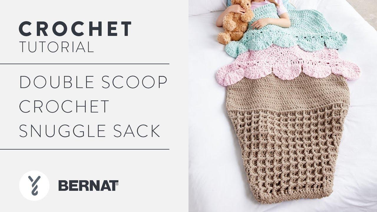 Melty the Ice Cream Cone Free Crochet Pattern • Spin a Yarn Crochet | 720x1280