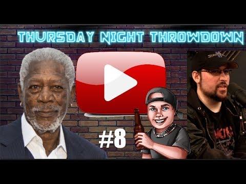 RIP Total Biscuit - Morgan Freeman - You Tube Ending Sub Boxes ! - Thursday night Throwdown #9