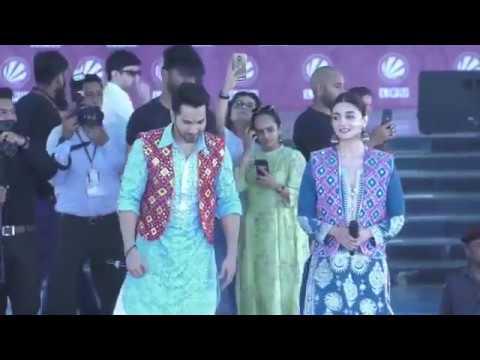 Varun Dhawan and Alia Bhatt at Lovely Professional University | LPU
