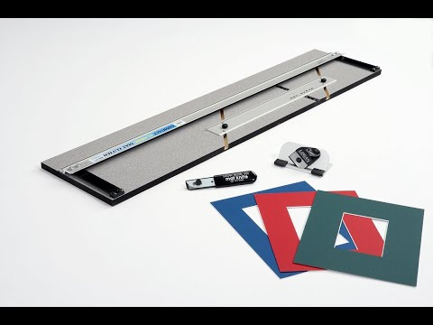 LOGAN 301-1 Compact Classic Mat Cutter