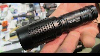 Светодиодный фонарь T6 LED 54000 LUMENS XL 527 1!(http://www.alarmgadget.ru/ Подписывайтесь на канал