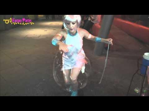 Cj the Bubble Girl - Event Mingling Bubbles - Fantasy Parties - Singapore.mov