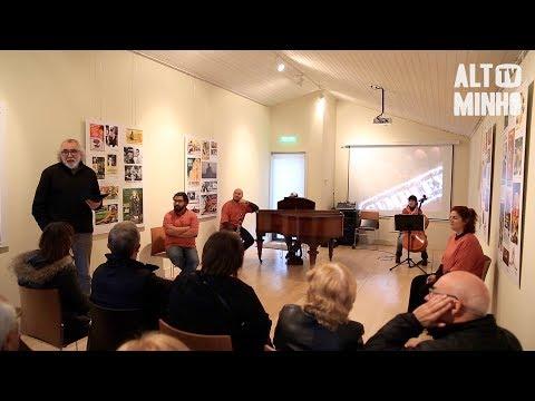 Quarteto Contratempus em residência artística em Paredes de Coura | Altominho TV