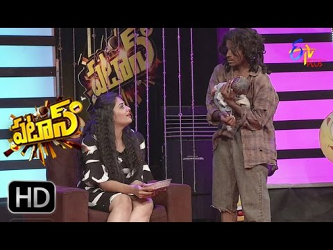 Patas | Yadamma Raju Performance | 27th March 2017| ETV Plus