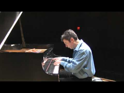 """Ghena Plays: Prokofieff Waltz from """"War and Peace"""""""