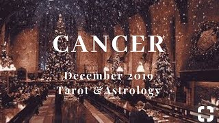 A THING CALLED LOVE CANCER December 2019 Tarot & Astrology