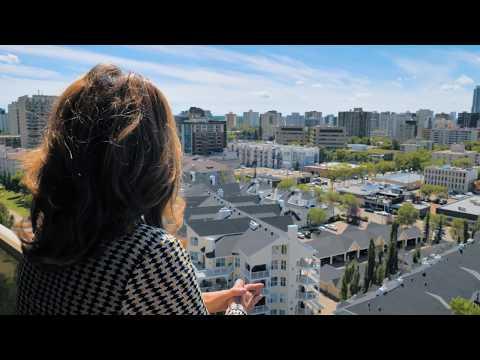 Downtown Edmonton Condo | MacEwan University | By Alison Murray