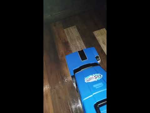 LVT (vinyl, hardwood, linoleum, pergo, laminate) floor cleaning