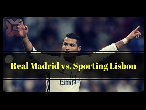 Real Madrid vs. Sporting Lisbon - Breaking News Today USA