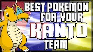 Top 10 Pokemon For Your Kanto Team!