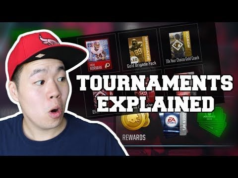 Early Madden Mobile 18 Tournament Preview & Explanation